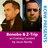 KCRW Presents Z-Trip and Bonobo